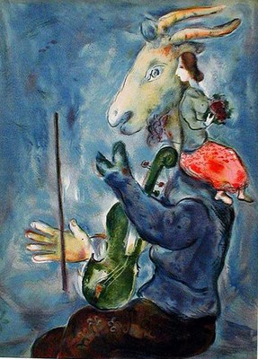chagall spring